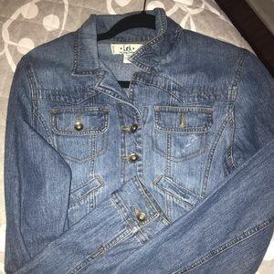 Cropped Jeans jacket